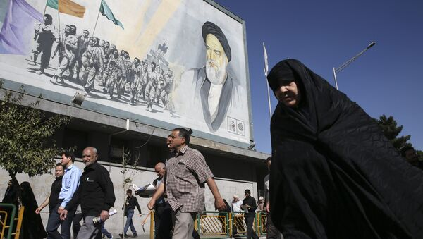 Teheran, Iran - Sputnik France