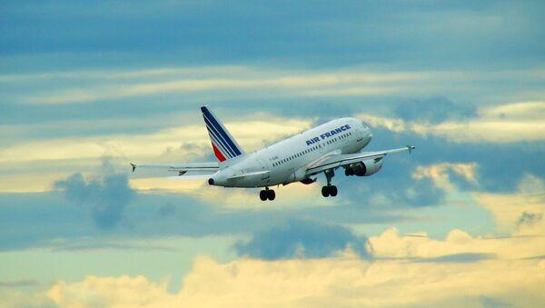 Un avion d'Air France - Sputnik France