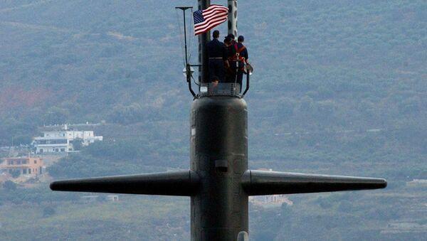 USS Newport News - Sputnik France