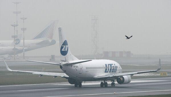 UTair airline's Boeing 737 at Vnukovo Airport. (File) - Sputnik France