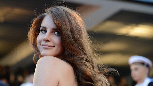 Lana Del Rey au Festival de Cannes en 2012 - Sputnik France