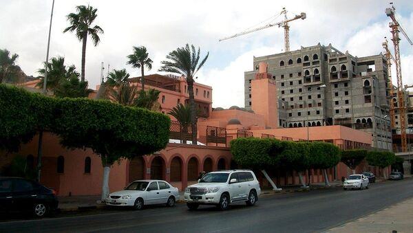 Waddan Hotel in Libya's capital Tripoli - Sputnik France