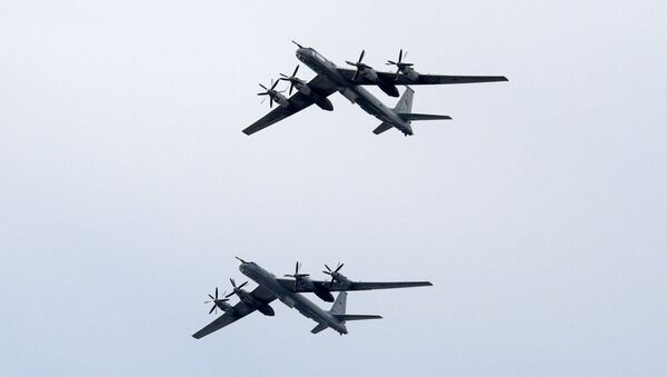 Des Tupolev Tu-142 - Sputnik France