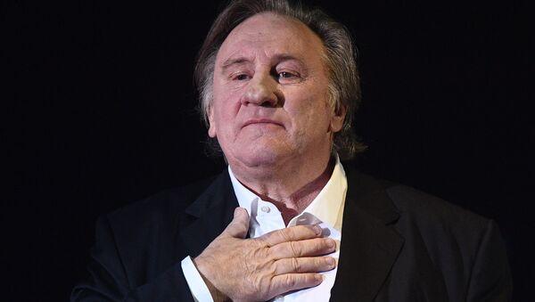 Gérard Depardieu  - Sputnik France