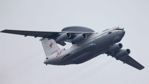 Avion-radar russe A-50U - Sputnik France