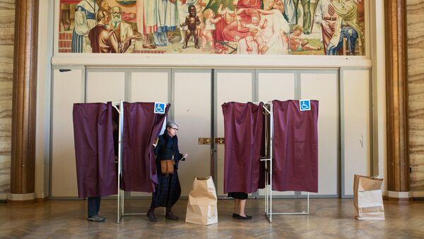 Les élections en France - Sputnik France