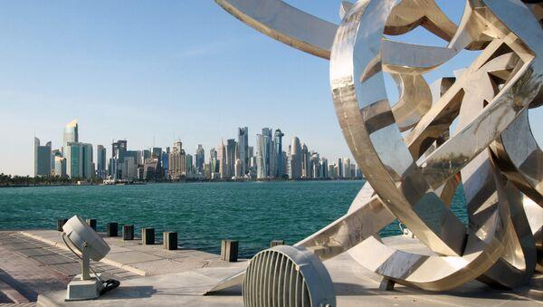 Doha, le Qatar - Sputnik France