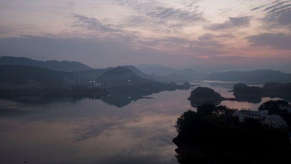 Lac Qiandao - Sputnik France