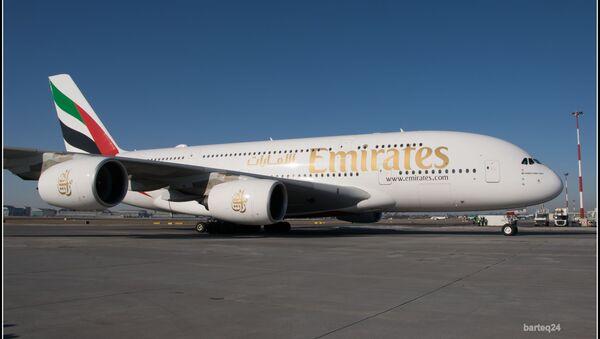 un Airbus A380 (image d'illustration) - Sputnik France