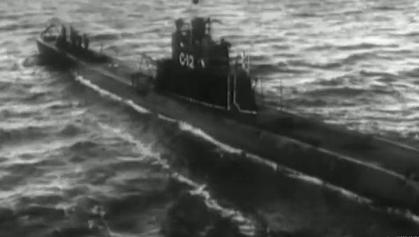 Советская подлодка С-12 - Sputnik France