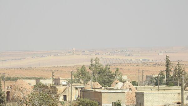 عشرات الغارات السورية على مقرات الصينيين بريفي إدلب وحماة - Sputnik France