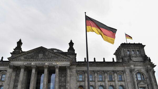 Le Bundestag - Sputnik France