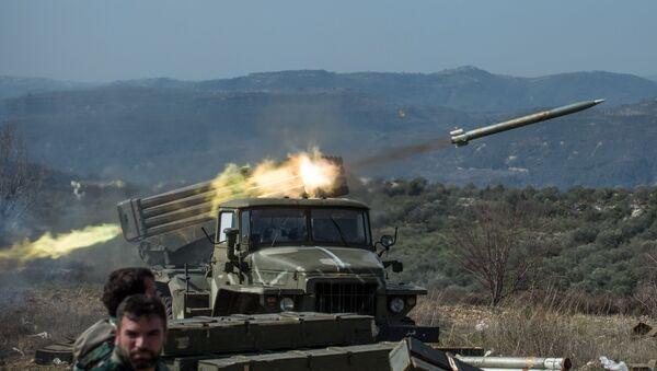 L'armée gouvernementale syrienne dans la province d'Idlib - Sputnik France