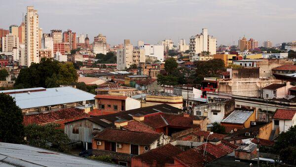 Asunción, la capital paraguaya - Sputnik France