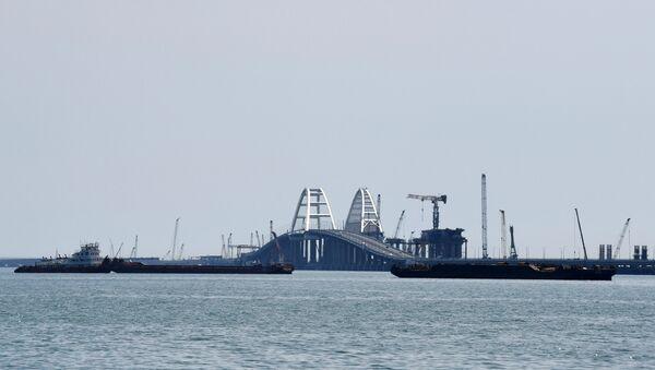 Pont de Crimée (archives) - Sputnik France
