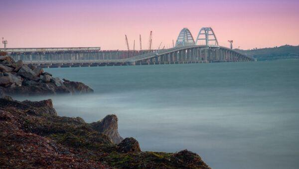 le pont de Crimée (image d'archive) - Sputnik France