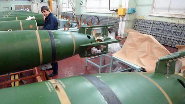 An employee at the Dagdizel plant in Kaspiisk. (File) - Sputnik France
