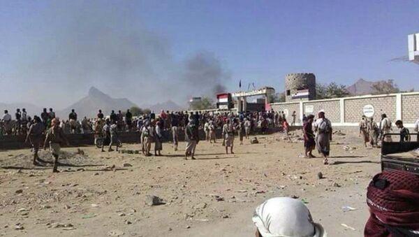 Des combattants d'Al-Qaida au Yémen - Sputnik France