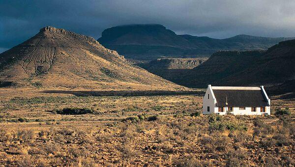Farmhouse, Free State - South Africa - Sputnik France
