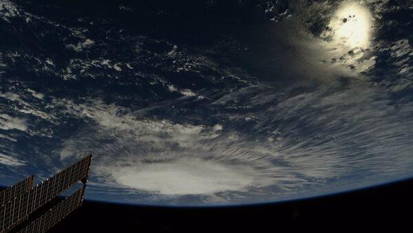 L'ouragan Florence - Sputnik France