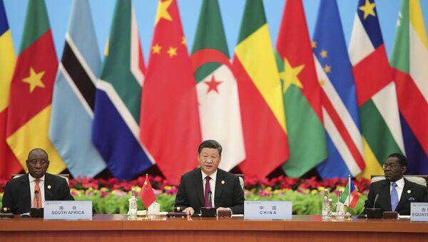 Forum de coopération entre l'Afrique et la Chine - Sputnik France