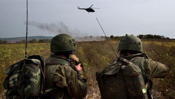 Manœuvres militaires - Sputnik France