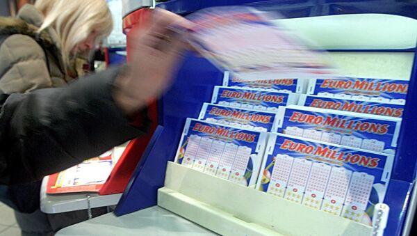 Lotto EuroMillions (Archivbild) - Sputnik France