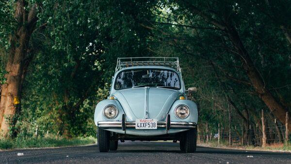 Volkswagen Coccinelle - Sputnik France