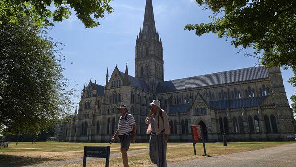 La cathédrale et d'autres curiosités de Salisbury - Sputnik France