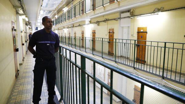 Un surveillant dans la prison de Fresnes (image d'illustration) - Sputnik France