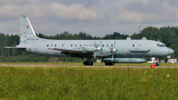 Un Iliouchine Il-20 - Sputnik France