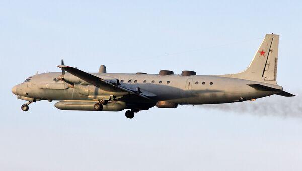 Un Il-20 ruso - Sputnik France