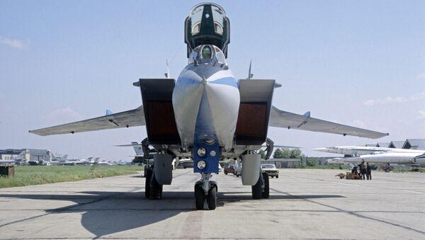 Un intercepteur MiG-31 - Sputnik France