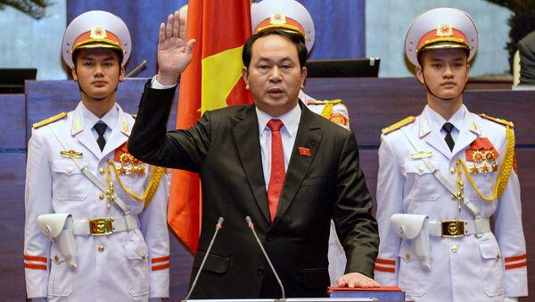 Le Président vietnamien Tran Dai Quang est décédé - Sputnik France