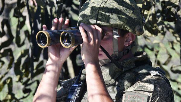 «Images uniques»: l'entraînement de forces spéciales russes montré à la TV pour la 1e fois (image d'illustration) - Sputnik France