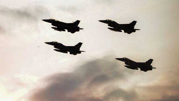 F-16, image d'illustration - Sputnik France