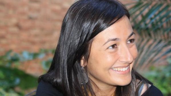 l'Espagnole Sonia Fernandez-Vidal, écrivain de science-fiction - Sputnik France