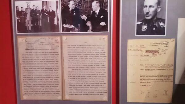 Exposition «Munich 38» à Moscou: «Plan de guerre contre la Tchécoslovaquie» - Sputnik France