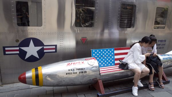 La guerre commerciale sino-américaine pourrait-elle déboucher sur une crise mondiale? - Sputnik France