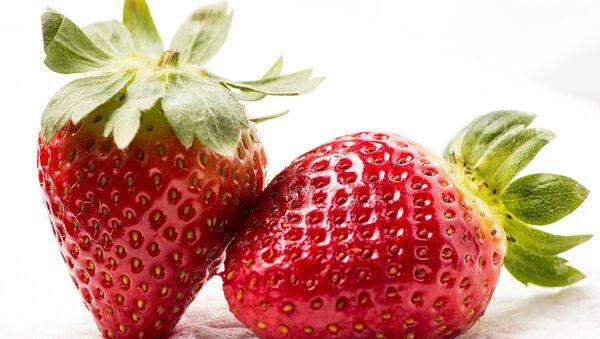 Strawberries - Sputnik France
