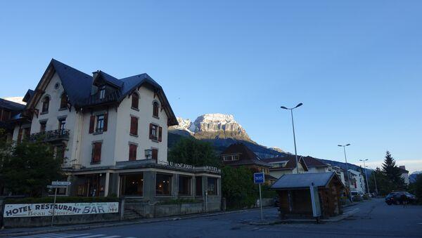 Sallanches, Haute-Savoie - Sputnik France