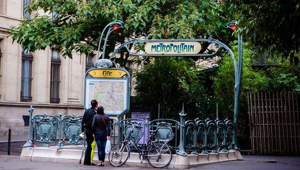 métro parisien - Sputnik France