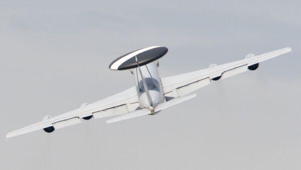 Un Boeing E-3 Sentry AWACS - Sputnik France