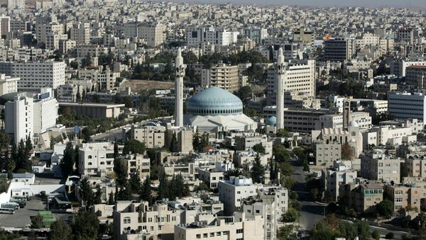 Amán, capital de Jordania - Sputnik France