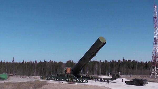 Le système de missiles Sarmat - Sputnik France