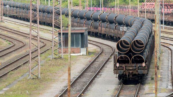 Revirement d'attitude! Prague qualifie finalement d'avantageux le projet Nord Stream 2 - Sputnik France