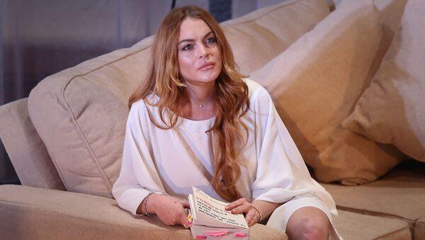 Lindsay Lohan - Sputnik France