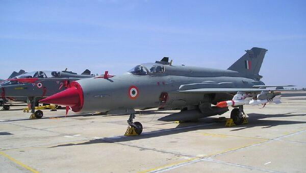 Indian Air Force MiG-21. (File) - Sputnik France