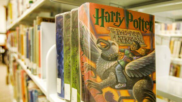 Des livres sur Harry Potter (image d'illustration) - Sputnik France