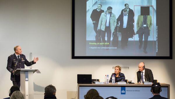 Les Pays-Bas ont expulsé quatre Russes soupçonnés d'une cyberattaque contre l'OIAC - Sputnik France